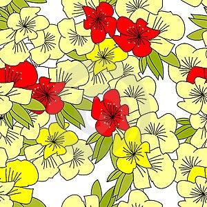 Colorful Seamless Pattern Stock Image - Image: 14802551