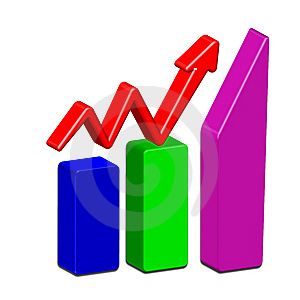 The Growth Schedule Stock Images - Image: 14802644