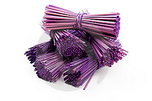 Mauve Lot Stock Image - Image: 14803491