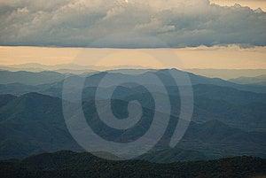 Mountain Range Royalty Free Stock Image - Image: 14807296