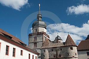 Castle Settlement Stock Image - Image: 14807711