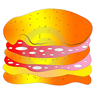 Sandwich Royalty Free Stock Images - Image: 14808009
