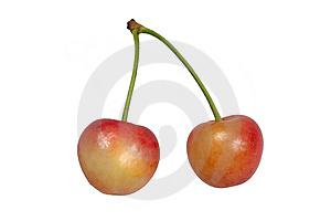 Cherries Royalty Free Stock Image - Image: 14810166