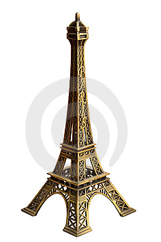Souvenir Eiffel Tower Stock Photo - Image: 14811890