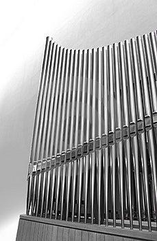 Organ Pipes Vertical Royalty Free Stock Photo - Image: 14815915