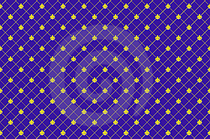 Pattern From Rhombuses Stock Photos - Image: 14832953