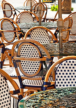 The Outdoor Furniture Stock Photo - Image: 14836000