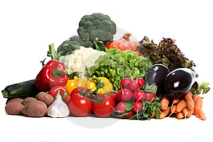 Assorted Vegetables Stock Image - Image: 14836991