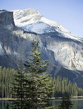 Emerald Lake Royalty Free Stock Image - Image: 14837956