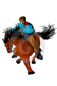 Rodeo Royalty Free Stock Photos - Image: 14839408