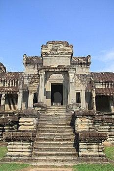 Angkor Wat Royalty Free Stock Photos - Image: 14839488