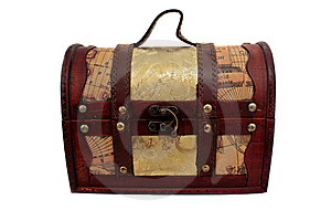 Treasure Chest Stock Images - Image: 14839854