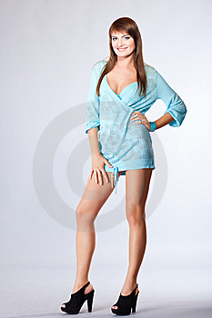Pretty Woman Royalty Free Stock Image - Image: 14840776