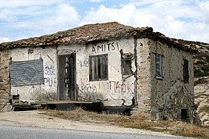 Ruin Royalty Free Stock Image - Image: 14840806