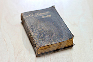 Dusty Worn Books Royalty Free Stock Images - Image: 14842309