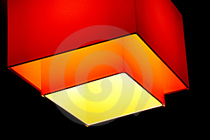 Shade Lamp Royalty Free Stock Photography - Image: 14842447