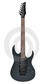 Electric Guitar Royalty Free Stock Photography - Image: 14842587