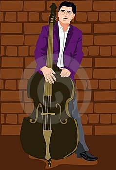 The Cello Artist Royalty Free Stock Photography - Image: 14845337