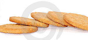 Biscuits Royalty Free Stock Photos - Image: 14846608