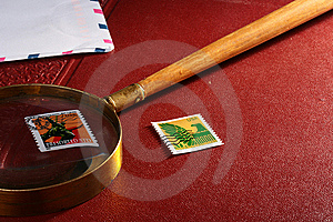 Postage Stamps Stock Photos - Image: 14847383