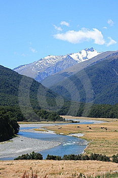 Country River Royalty Free Stock Photo - Image: 14847475