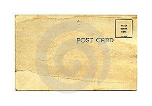 Antique Postcard Stock Photos - Image: 14851553