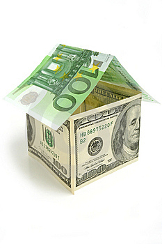 Money House Stock Images - Image: 14851614