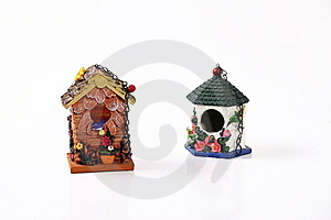 Bird Houses Stock Photography - Image: 14852512
