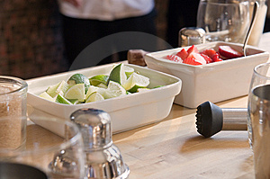 Cocktail, Mixed Drink Fruits Stock Photos - Image: 14852963