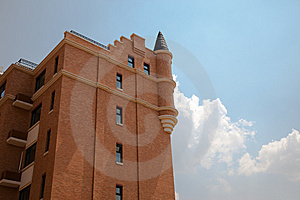 The High Building Stock Image - Image: 14853401