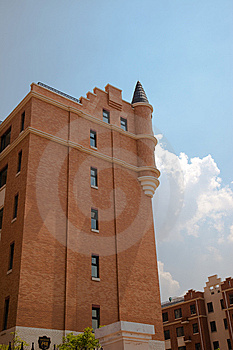 The High Building Stock Image - Image: 14853511