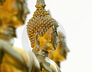 Buddhist Statue Royalty Free Stock Photo - Image: 14855525
