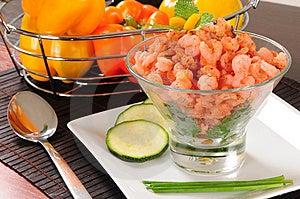 Prepared Shrimp. Royalty Free Stock Photos - Image: 14856978