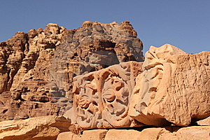 Petra Royalty Free Stock Image - Image: 14857436