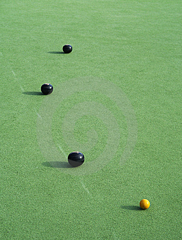 Bowl Balls Royalty Free Stock Photos - Image: 14857688