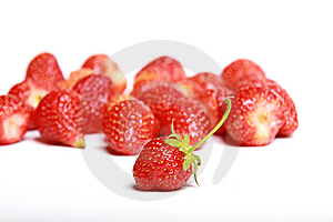 Sweet Strawberry Royalty Free Stock Images - Image: 14857769
