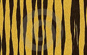 Seamless Tiger Skin Pattern Royalty Free Stock Images - Image: 14858439