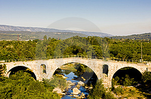 Julien Bridge Royalty Free Stock Photo - Image: 14858775