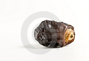 Single Ripped Date Stock Image - Image: 14866701