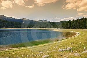 Mountain Lake Stock Photography - Image: 14866722