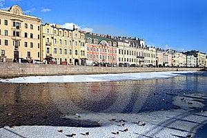 Saint-Petesburg. River Fontanka. Stock Photos - Image: 14868233
