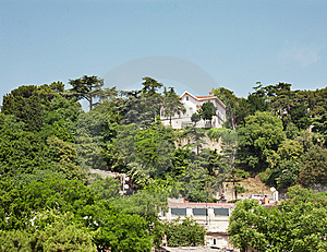 Luxury Villas On A Hillside Royalty Free Stock Images - Image: 14868999