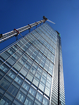 In Aanbouw Het Inbouwen Van Londen Stock Foto's - Afbeelding: 14872313
