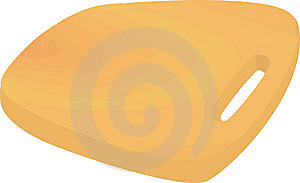 A Vegetable Cutting Pad Stock Photo - Image: 14875850