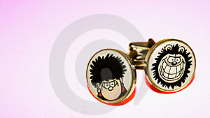 Dennis & Gnasher Royalty Free Stock Photos - Image: 14876648