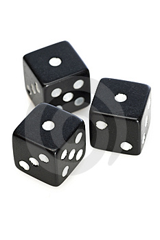 Dice Game Concept Stock Image - Image: 14879481