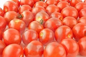 Shiny Cherry Tomatoes Royalty Free Stock Image - Image: 14881726