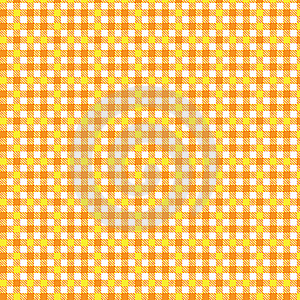 Pattern Tablecloth Yellow Orange Stock Photography - Image: 14882112