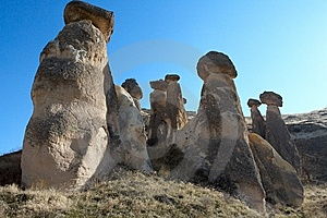 Cappadocia Royalty Free Stock Photo - Image: 14893255