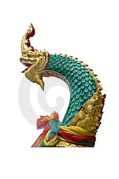 Naga Royalty Free Stock Image - Image: 14895256